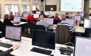 Computertreff - Windows 10 @ Wirtschaftsschule KV Winterthur