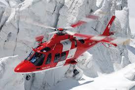 Besuch der Schweizerischen Rettungsflugwacht Rega in Kloten